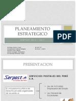 1 Plan Estrategico Serpost - Grupo 07 Sig