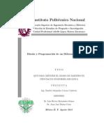 Diseño y Programacion de Un Diferencial Electronico