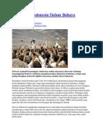 Demokrasi Indonesia Dalam Bahaya