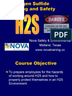 H2S Employee Safety