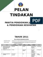 Pelan Tindakan PJPK 2011