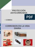 Protección Anticorrosiva