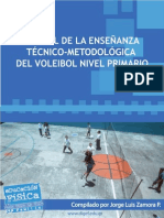 Manual Voleibol Primaria