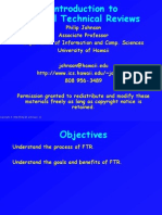 FTR Lecture