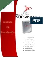 Manual de Instalacion SQL SERVER EXPRESS r2