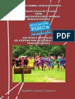 Guia Metodologica Atletismo ENEFs