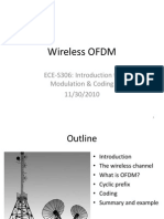 Wireless OFDM