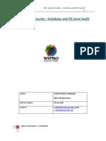 SQL Server Security Database and OS Level Audit