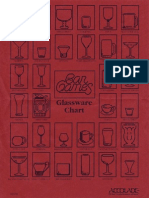 Bar Games [Accolade] [1989] [Glassware Chart]