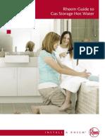 Brochure Rheem Gas