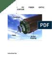 Pc to Pc Optical Fibre Communication
