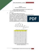 Laporan R2R Digital To Analog Converter