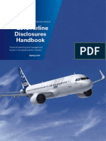 2013 Airline Disclosures Handbook