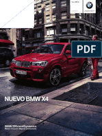 Catalogo Bmw x4