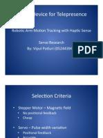 Oral Presentation File - Servo Research