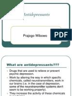 Antidepressants 2011