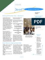 Final Newsletter 12.1.10