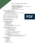 Module 1 business communication