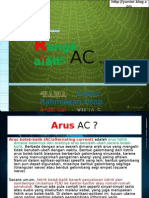arus ac (bolak-balik)by