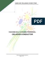 Funciones de Celador-Conductor