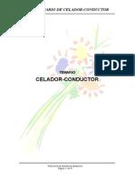 Temario de Celador-Conductor