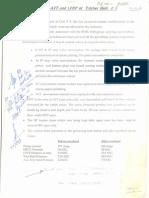 Report on ATT and LPBP of Talcher