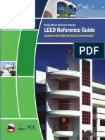 Concrete LEED Reference Guide