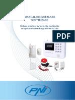 Manual Alarma Efractie Pni Pg200 Rev2