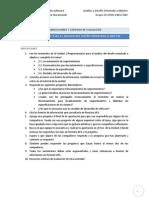 Unidad 2 Actividad 1 Foro Indicaciones y Criterios de Evaluación