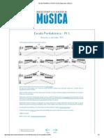 Escala Pentatônica _ Parte 3 _ Descomplicando a Música