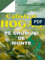 Calistrat Hogas - Pe Drumuri de Munte (Tabel Crono)