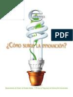 Como Surge La Innovacion