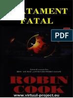 3.Robin Cook-Tratament Fatal