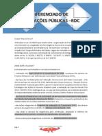 Regime Diferenciado de Contratação Pública RDC