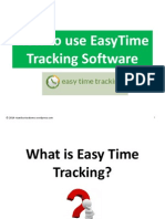 Ricardo_Crisostomo_How to Use EasyTimeTracking