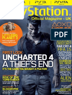 PlayStation Magazine - August 2014 UK | Play Station | Video