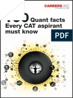 100 Quant Facts Every CAT Aspirant Must Know (1)
