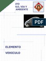 Elementos Vehiculo - Via y Medio Ambiente