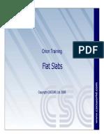 Orion Flat Slab Training
