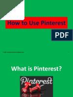 Ricardo_Crisostomo_How to Use Pinterest