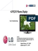 Lg 42pq30 Training Manual