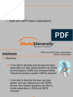 07-GSM and UMTS Basic Subscription