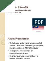 Home swkls org-Mikrotik VLAN Trunk and Unifi AP 2 | Ip Address
