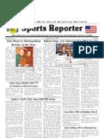 December 2, 2009 Sports Reporter