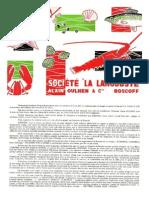 Viviers La langouste - Roscoff