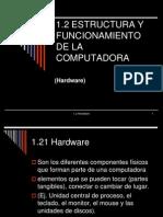 Estructura y Funcionamiento de Una Pc