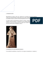 Cultura Mesopotámica