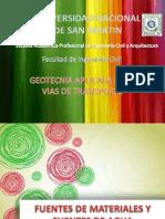 Fuentes de Materiales y Fuentes de Agua. FIRMEpptx