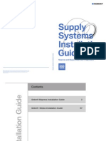 Supply Systems Installation Guide