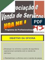 MBA ASSOHONDA - MÓDULO IV - NEGOCIAÇÃO E VENDA DE SERVIÇOS 2014.pptx